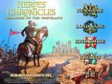 Heroes Chronicles: Warlords of the Wastelands Windows Main Menu
