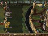 Heroes Chronicles: Warlords of the Wastelands Windows Attacking A Town