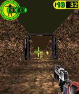 Red Faction N-Gage Here we go, the mines of Mars