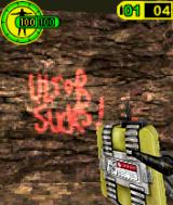 Red Faction N-Gage Ultor do suck you know