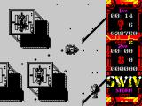 S.W.I.V. ZX Spectrum Flying around two fully occupied heliports