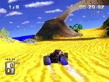 S.C.A.R.S. PlayStation Island track - beach