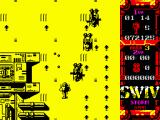 S.W.I.V. ZX Spectrum Looks like crash in the air is unavoidable