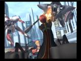 Xenosaga: Episode II - Jenseits von Gut und Böse PlayStation 2 Rubedo's trying to provide some protection against two E.S.s but without comforting results