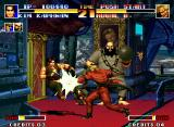 The King of Fighters '94 Neo Geo Be wary of well-dressed fighters - appearances can deceive...