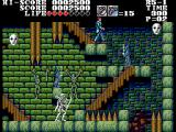 Vampire: Master of Darkness SEGA Master System ... which is quite well-guarded