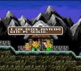 The Lost Vikings SNES When starting a new game, all Vikings introduce themselves and explain their abilities.