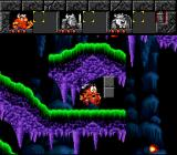 The Lost Vikings SNES Eric the Swift can also destroy certain walls.