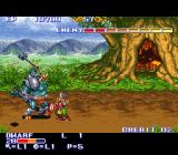 The King of Dragons SNES The Orc King