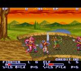 The King of Dragons SNES 2 player mode