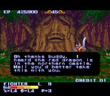 The King of Dragons SNES Cutscene