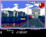 Pang Amiga Paris - power wire stay until something hits it