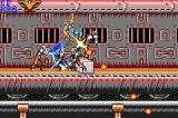Contra Advance: The Alien Wars EX Game Boy Advance The fight seems good, but the enemies are attacking beyond the limit!