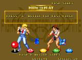Fighter's History Dynamite Neo Geo How to Play