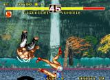 Fighter's History Dynamite Neo Geo Nice knickers