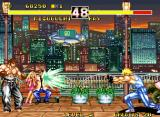 Fighter's History Dynamite Neo Geo Fighting Ray