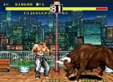 Fighter's History Dynamite Neo Geo Fighting Ox (extra round)