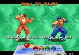 Breakers Neo Geo How to Play