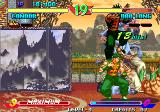Breakers Neo Geo How can a guy take 13 powerful hits?