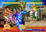 Breakers Neo Geo A blue version of Maherl