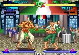 Breakers Neo Geo Fighting Pielle
