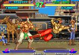 Breakers Neo Geo Fighting Gigars