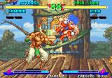 Breakers Neo Geo Fighting Rila