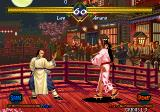 The Last Blade Neo Geo Fighting Amano
