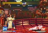 The Last Blade Neo Geo Amano is down