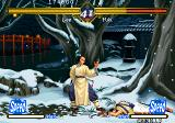 The Last Blade Neo Geo Yuki is down