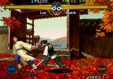 The Last Blade Neo Geo Fighting Kaede