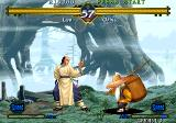 The Last Blade Neo Geo Fighting Okima
