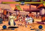 The Last Blade Neo Geo Fighting Akari