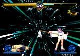 The Last Blade Neo Geo Akari uses a special attack