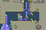 "Super Mario World: Super Mario Advance 2 Game Boy Advance To protect the area of the invaders, the inhabitants create one ""strong"" battle formation."