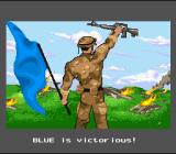 Super Conflict SNES Victory!