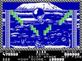 Pang ZX Spectrum Kenya - collect shield for momentary protection