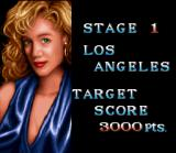 Side Pocket SNES Los Angeles is the first city to visit. Good luck and reach the goal!
