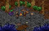 Pagan: Ultima VIII DOS The very beginning. A meeting with a simple fisherman - or so it seems...