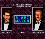 Side Pocket SNES These black-tied guys represent, respectively, P1 and P2 in 2-Player matches.