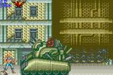 Contra Advance: The Alien Wars EX Game Boy Advance Other times, a tank can represent a great threat!