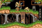 Super Ghouls 'N Ghosts Game Boy Advance Battle only of underwear is dangerous, very dangerous!