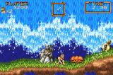 Super Ghouls 'N Ghosts Game Boy Advance Here you can see an obvious example of a tsunami and its voracious power in the videogames...