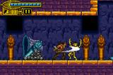 The Scorpion King: Sword of Osiris Game Boy Advance Test your accuracy with mummy slicing!