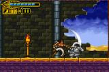 The Scorpion King: Sword of Osiris Game Boy Advance This royalty guard wasn't sufficiently strong to resist the two scythes combined power...