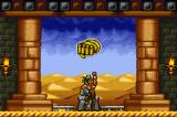 "The Scorpion King: Sword of Osiris Game Boy Advance You received your first item! It seems a certain ""Titan's Mitt""... ;-)"