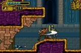 The Scorpion King: Sword of Osiris Game Boy Advance Attack this armored enemy by backwards is the unique mode to eliminate him. Forward attacks don't have any effect...