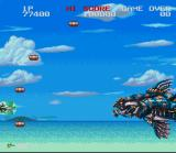 Darius Twin SNES A giant killer fish...