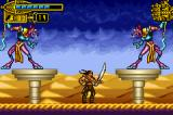 The Scorpion King: Sword of Osiris Game Boy Advance Mathayus meets the bosses: double big trouble for our hero!