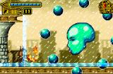 The Scorpion King: Sword of Osiris Game Boy Advance Other boss to defeat: this time, it has a watery aspect and is surrounded by 8 balls. Destroy these balls and continue attacking!